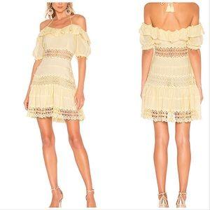 Free People Cruel Intentions Lace Crochet Dress